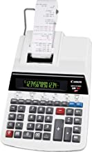 $96 » Canon MP41DHIII Printing Calculator 14-Digit 9-Inch x14-Inch x3-1/4-Inch Gray