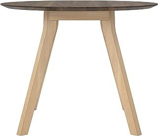 Ameriwood Home AX1 Meeting Table, Walnut