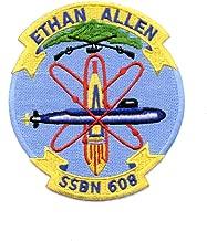SSBN-608 USS Ethan Allen Patch