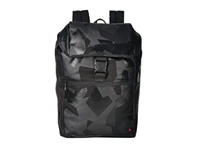 STATE Bags Bennett (Black Multi) Backpack Bags