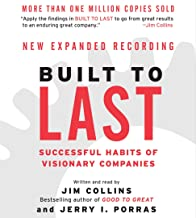 jim collins built to last audiobook