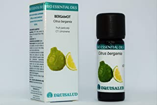 Bergamot Essential Oil, Certified Organic, 100% Pure,