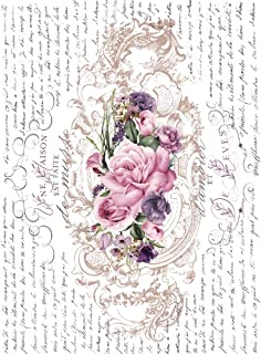 Maisie & Willow Floral Poems, 16x23 inches, Mixed