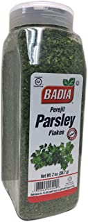 2 Pack Parsley Flakes Dried / Perejil Picado deshidratado Kosher 2x2 oz