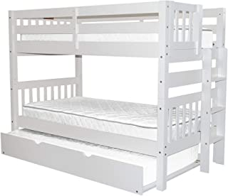Best bedz king bunk bed with trundle Reviews
