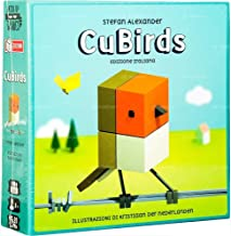 MS Edizioni- Cubirds, Multicolore, CBRD