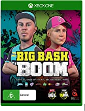 Big Bash Boom - Xbox One