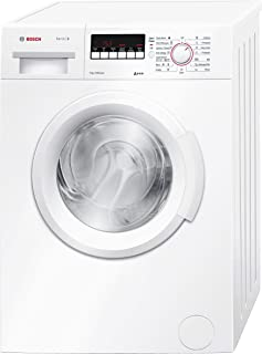 Bosch 6 Kg 1000 RPM Serie | 2, Front Load Washing Machine, White - WAB20260GC