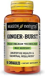 Mason Natural Ginger-Burst, 60 Count