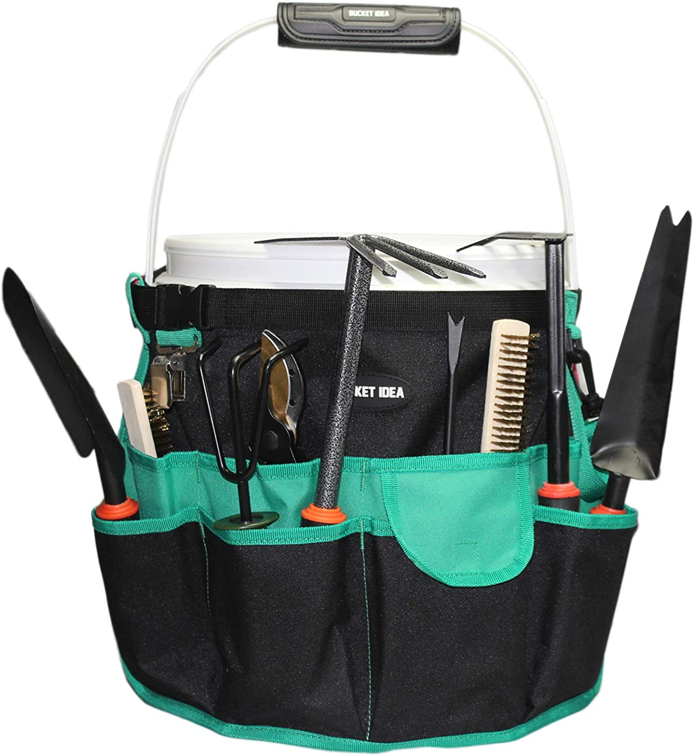 Bucket Idea Fixed price for sale Tool Organizer for Fort Worth Mall Garden 3.5 Tools Fit to 5