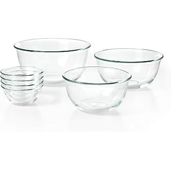 OXO Good Grips 7 Piece Glass Bowl Set