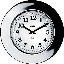 ساعة حائط مومنتو 11 من اليسي ، فضي