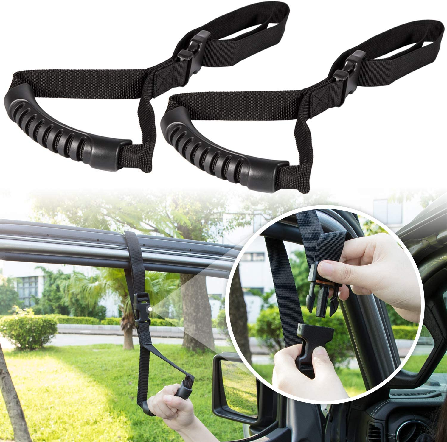 Quantity limited Auto Cane Car Grab famous Handle Standing Adjustable Aid Safety