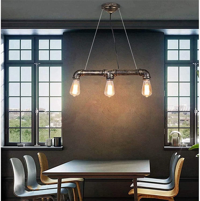 Ampoule LED Edison style r/étro antique blanc chaud chaud 2700K 6W LED filament d/écoratif E27-4