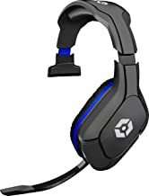 Gioteck HCC Wired Mono Chat Headset for PS4, Xbox One, PC and Mobile