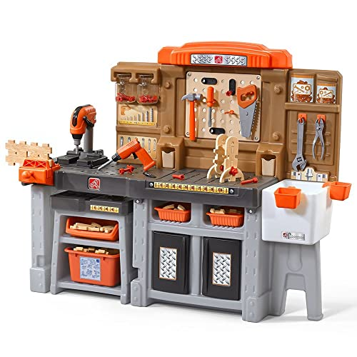 Toddler Work Bench Amazon Com