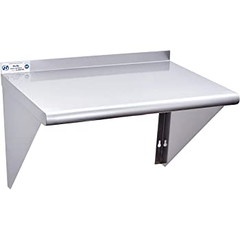 Kitchen Business Fits for use in Restaurant 5 x 16 Stainless Steel Restroom Wall Mount Shelf Garage. Home Warehouse