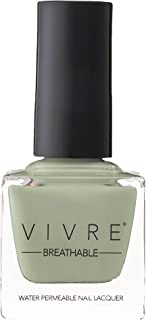 VIVRE Cosmetics Certified Breathable - Water Permeable - Oxygen Permeable - Halal Nail Polish: Take Me to The Spa