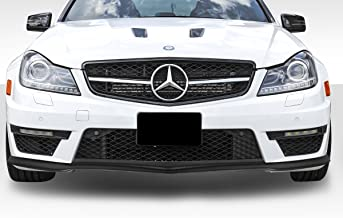 Extreme Dimensions Duraflex Replacement for 2012-2014 Mercedes C63 W204 BS Look Front Lip Spoiler - 1 Piece