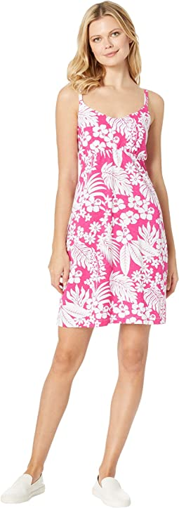 Hibiscus Bliss Sun Dress