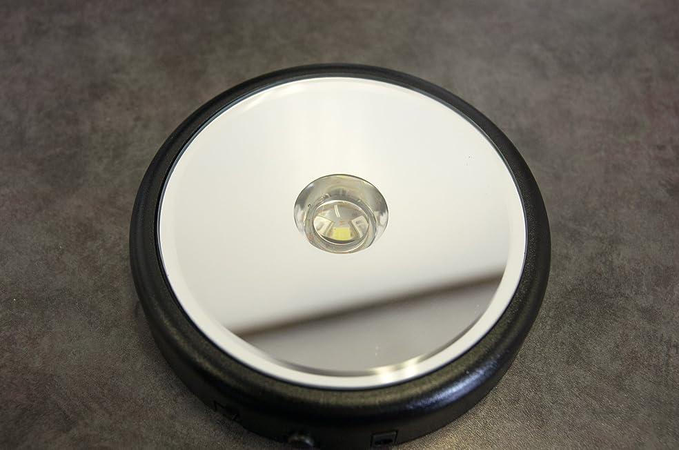 一生集中的な謝るいいえ! ガラス製クラゲ紙の重量は、暗闇で光り、3.5インチ~12インチまで。実際のサイズと色。 4colormirrbase