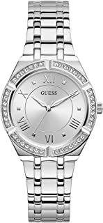 Guess 36MM Crystal Accented Watch