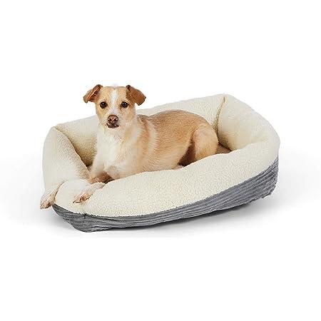 Amazonベーシック ペット用ベッド セルフウォーミング 犬猫用 長方形 61×18×51cm