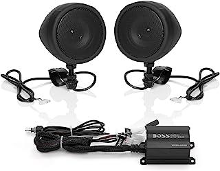Boss Audio MCBK420B Bluetooth, Weatherproof Speaker/Amplifier Sound System - 600 Watts