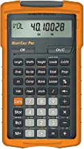 $50 » Calculated Industries 4325 HeavyCalc Pro Feet-Inch, Tenths, Yards and Metric Construction Math Calculator Tool for Enginee...