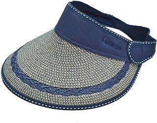 Sombrero de verano Sombrilla UV Sombrero de copa vacío Sombrero de sol Sombrero de playa Paja
