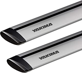 Yakima JetStream Aerodynamic Systems Silver