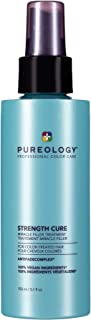 Pureology | Strength Cure | Miracle Filler Hair Treatment | Strengthens and Protects the Hair's Cuticle | For Colour Treat...