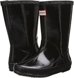 Hunter Kids Original Kids' First Classic Gloss Rain Boot (Toddler)