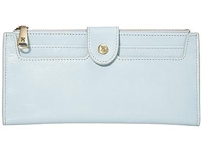 Hobo Dunn (Whisper Blue) Continental Wallet