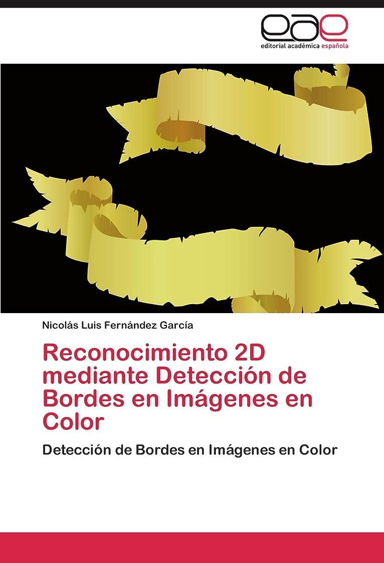 荒れ地あいさつ桃Reconocimiento 2D Mediante Deteccion de Bordes En Imagenes En Color