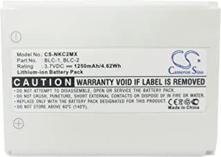 REPLACEMENT BATTERY FOR SONIM ARMOR XP3400 3.70V