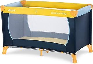 Hauck / Dream N Play / Lit Parapluie 3 Pièces / 120 x 60 cm / Naissance à 15 kg / avec Matelas et Sac de Transport / Pliab...