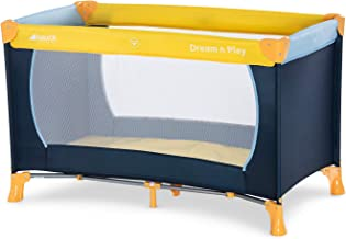 Hauck Disney Baby Dream-n-Play Travel Cot with Folding Mattress