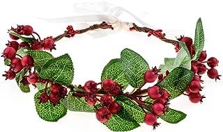 Best christmas flower crown Reviews