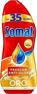 Somat Detergente Abrillantador y Antiolores - 630ml