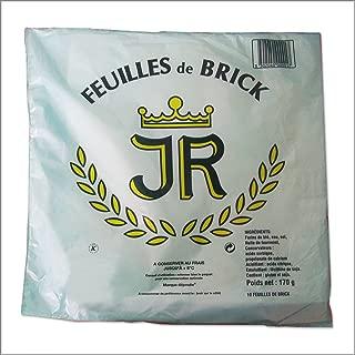 Brick Doughs - Feuilles de Brick - 10 sheets - (Pack of 2)