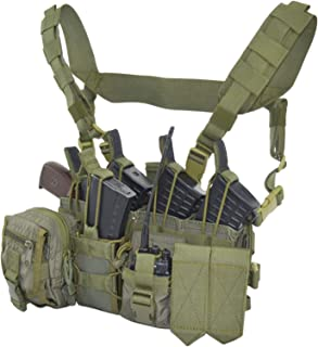 SPOSN/SSO Tactical Molle Chest Rig Wagner D3 | Russian Assault Vest