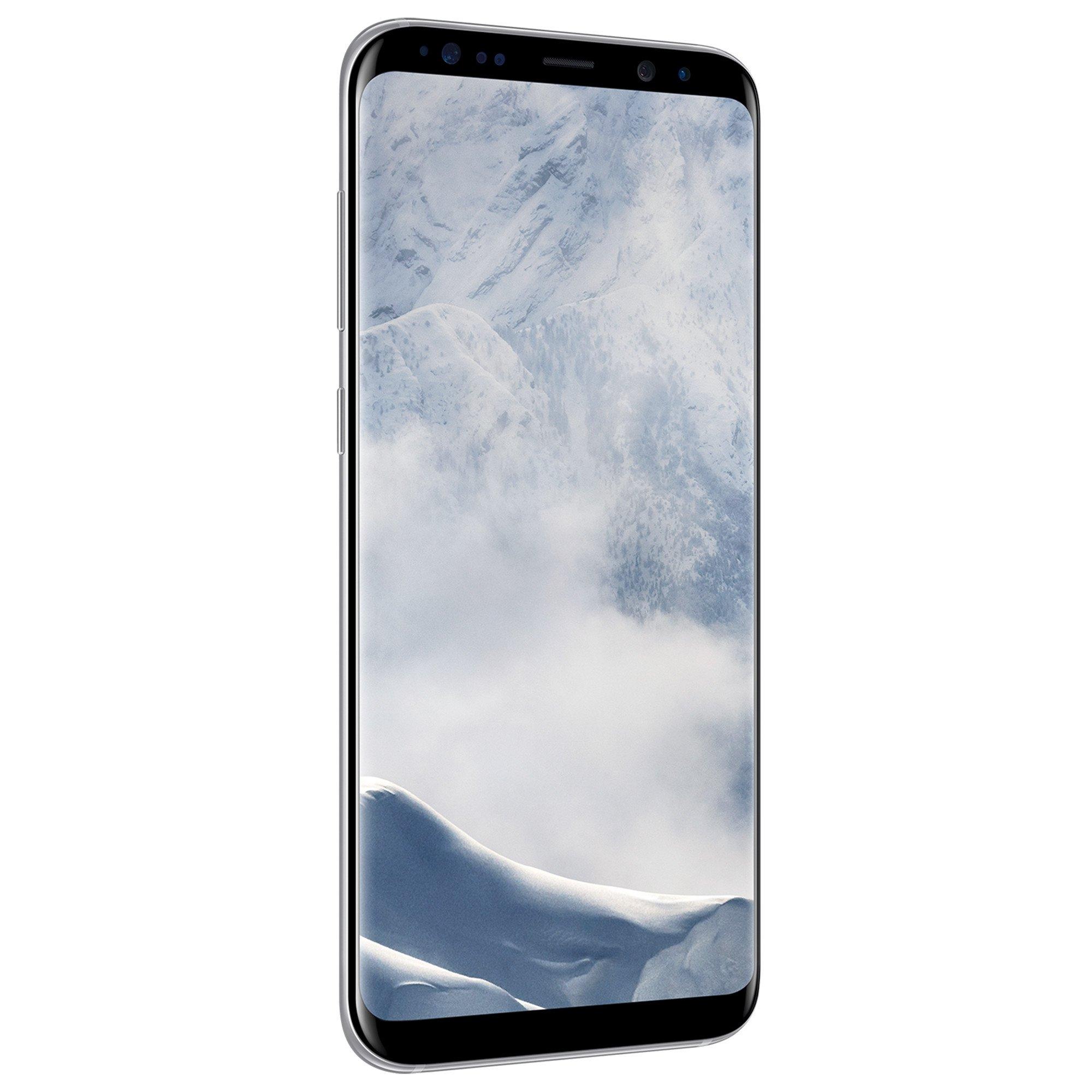 Samsung Galaxy S8 Plus - Smartphone libre (6.2, 4GB RAM, 64GB ...