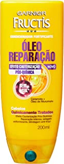 Condicionador Fructis Óleo Reparação Pós Química, 200 ml, Garnier