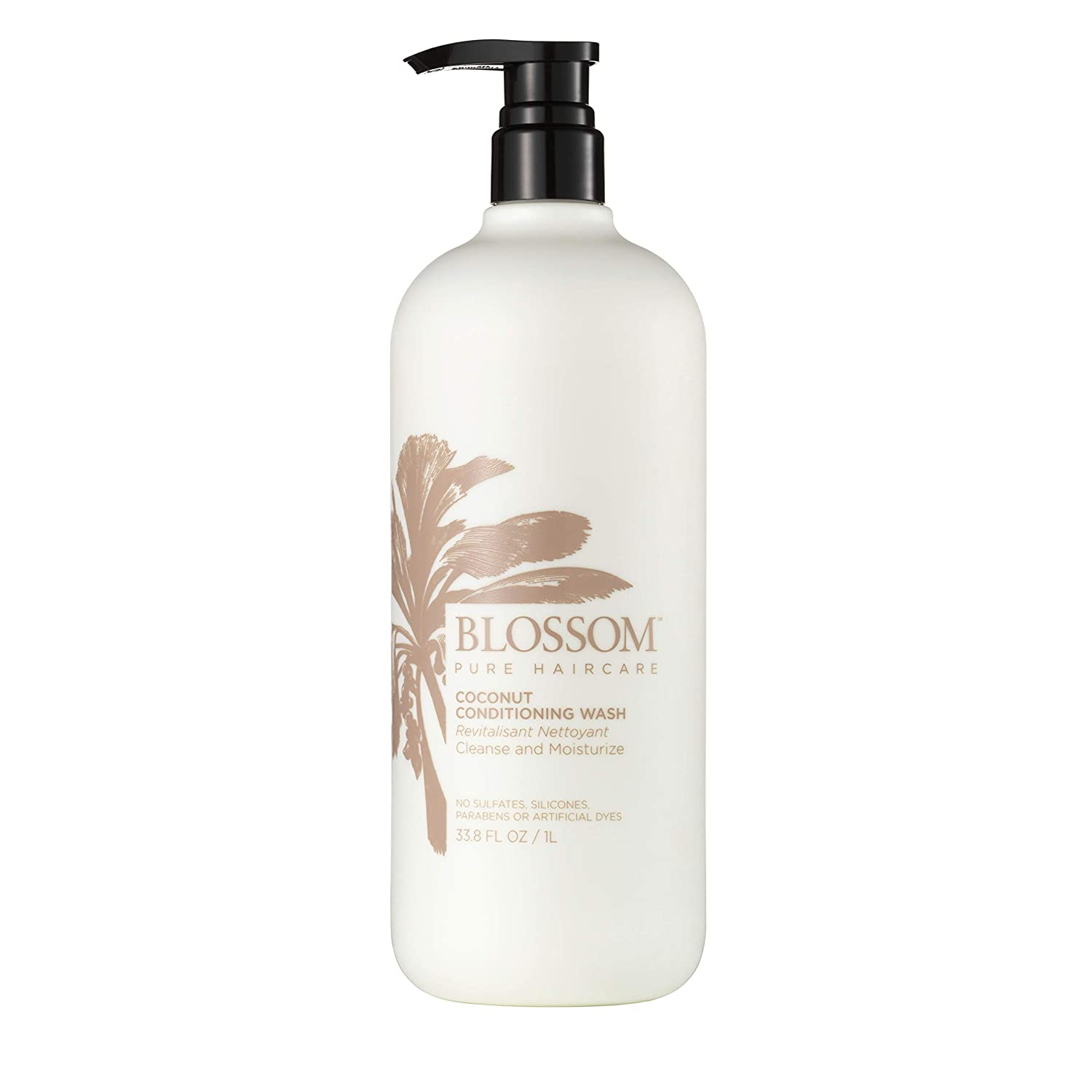 Coconut Conditioning Wash - Cleansing Blossom Ranking TOP3 Hai Store Sulfate-Free
