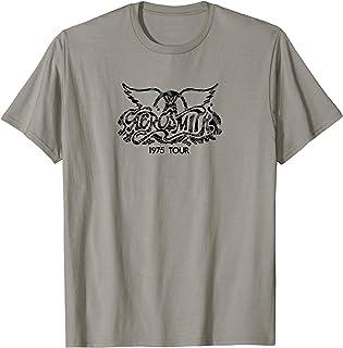 Aerosmith - 1975 Tour Wings T-Shirt