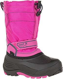 Kamik Kids Snowcoast Snow Boots