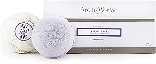 Aromaworks Soulful Aroma Bomb Bath Bomb, 8.81oz Each, 2 count