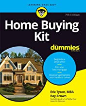 Home Buying Kit For Dummies Book PDF