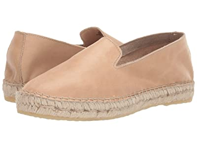 Free People Laurel Canyon Espadrille (Beige) Women